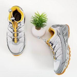 Keen Versatrail Women's Sneakers Gray Yellow Shoes